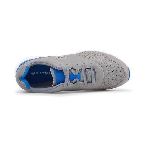 Buty sportowe sneakersy męskie 734spm0031_ltr-31 marki Lacoste