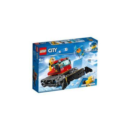 60222 PŁUG GĄSIENICOWY (Snow Groomer) KLOCKI LEGO CITY