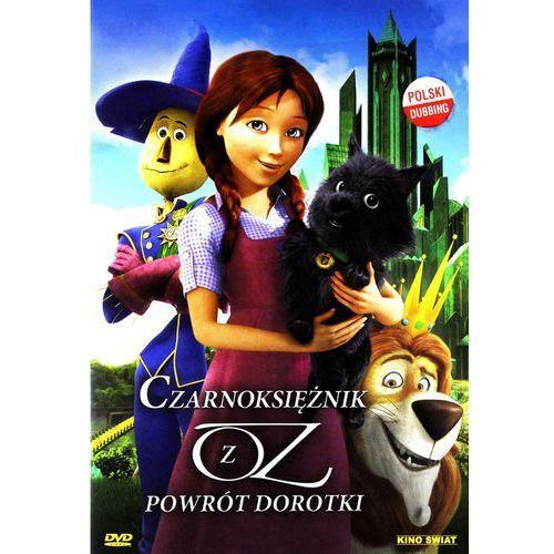 Czarnoksiężnik z Oz. Powrót Dorotki (DVD) (5906190323644)