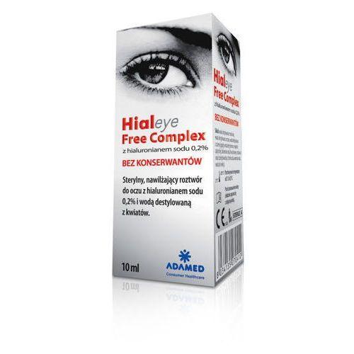 Adamed Hialeye free complex krople do oczu bez konserwantów 10ml