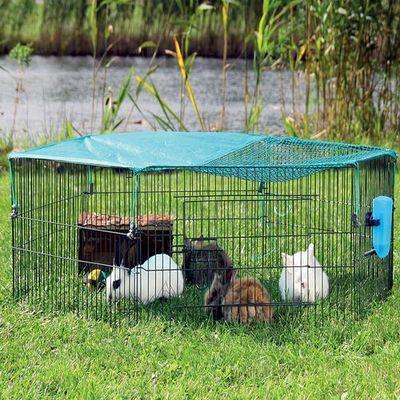Klatki i ogrodzenia dla gryzoni TRIXIE