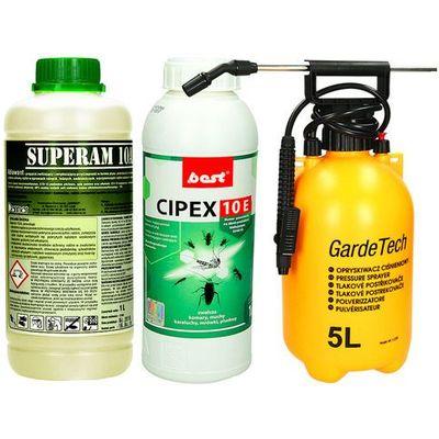 Środki i akcesoria przeciwko owadom Best-Pest