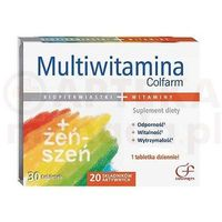 MULTIWITAMINA COLFARM * 30 TABL. (5901130354801)