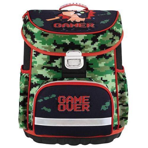 2bd32c8da3f4f Hama tornister   plecak szkolny dla dzieci   gamer - gamer (4047443380111)  - 2