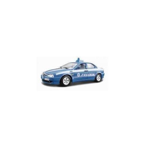 7219be9d37ac0 ▷ Alfa Romeo 156 Polizia 1 24 BBURAGO - opinie   ceny   wyprzedaże ...