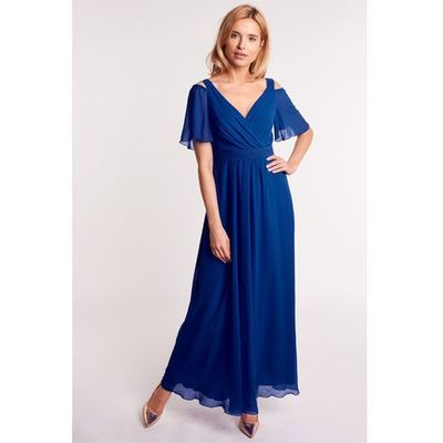 fedcbc30 suknie sukienki elegancka koronkowa dluga suknia wieczorowa biala ...