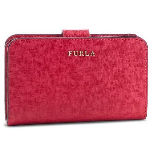2bf26395ebf85 Zobacz ofertę Duży portfel damski - babylon 875396 p pr85 b30 ruby Furla