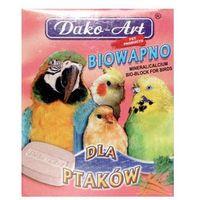 Dako-art Dako art bio-wapno dla ptaków duża kostka, 5 szt.