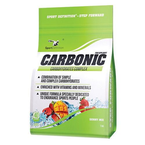 Carbonic - 1000g - grapefruit grape Sport definition