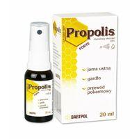 Krople Propolis Forte 10% roztwór na gardło krtań 20ml