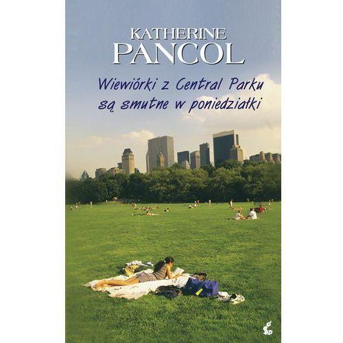 Wiewiórki z Central Parku są smutne w poniedziałki. (2012)