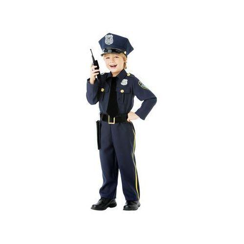 Kostium Policjant - 5/7 lat (116)