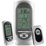 Biowin Bezprzewodowa stacja pogody - zegar,alarm,data 182209 (5904816915624)