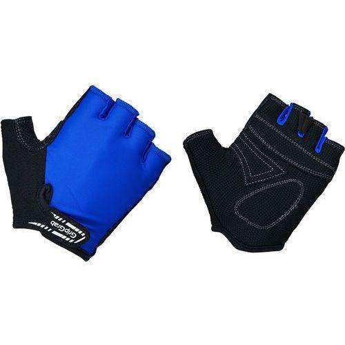 Gripgrab x-trainer rękawiczka rowerowa dzieci niebieski l rękawiczki rowerowe krótkie (5708486109341)