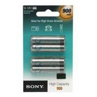 Sony Akumulatory aaa r03 ni-mh 800mah (blister 4szt.)