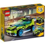 31074 WYŚCIGÓWKA (Rocket Rally Car) KLOCKI LEGO CREATOR