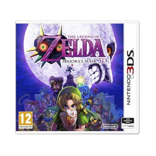 Gra 3DS The Legend of Zelda: Majora\\\'s Mask 3D, NI3S710