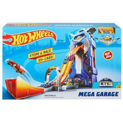 Garaże Mattel