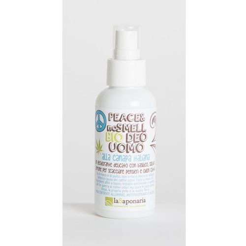 La saponaria Naturalny bio dezodorant bez aluminium peace nosmell 100ml