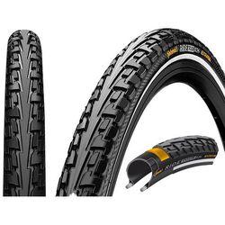 """Continental Ride Tour Opona 28"""" drut Reflex czarny Opony do rowerów elektrycznych"""