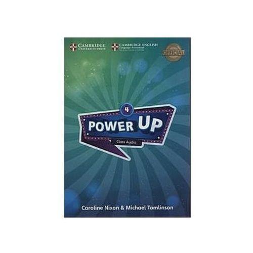 Power Up 4 Class Audio CDs (9781108413510)