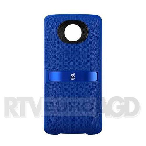 Motorola moto mods głośnik jbl soundboost 2 do moto z (niebieski)