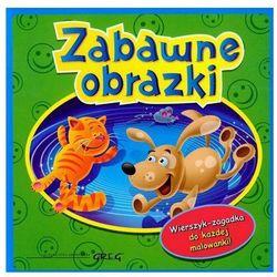 Gry i zabawy  Woźny Agnieszka MegaKsiazki.pl