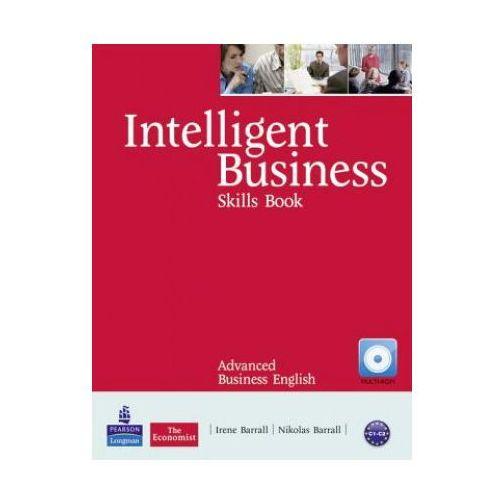Intelligent Business Advanced Skills Book Plus CD-ROM, Irene Barrall, Nik Barrall