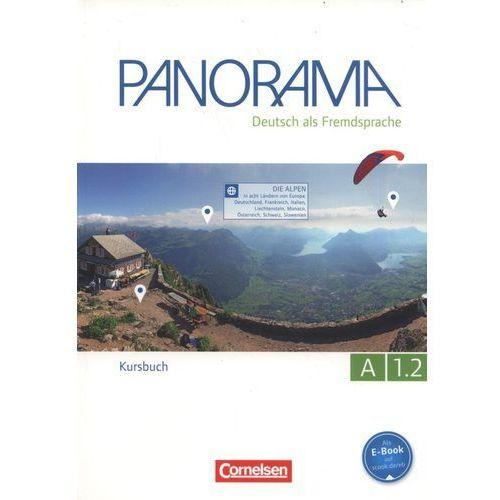 Panorama A 1.2 Kursbuch - Finster Andrea, Jin Friederike, Paar-Grunbichler Verena (2015)