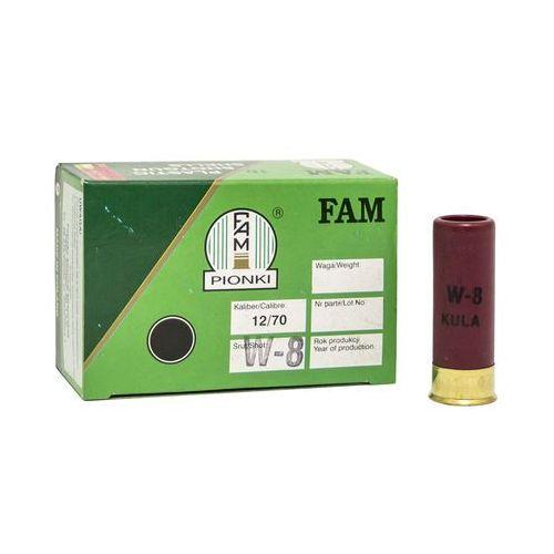 Fam pionki Amunicja 12/70 kula w-8 (5902166980842)