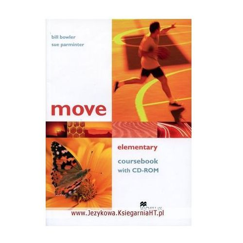 Move elementary Coursebook with Cd-Rom (2007)