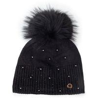 Czapka GRANADILLA - Moon Fur JG5357 Black 001