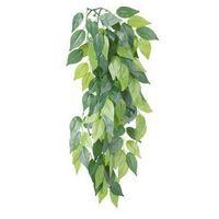 Trixie  sztuczna roślina wisząca z jedwabiu ficus duży 20 x 70cm