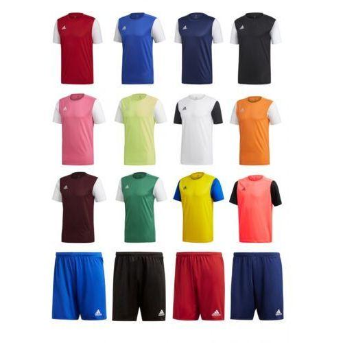 Strój Adidas Estro 19 Junior + nadruk