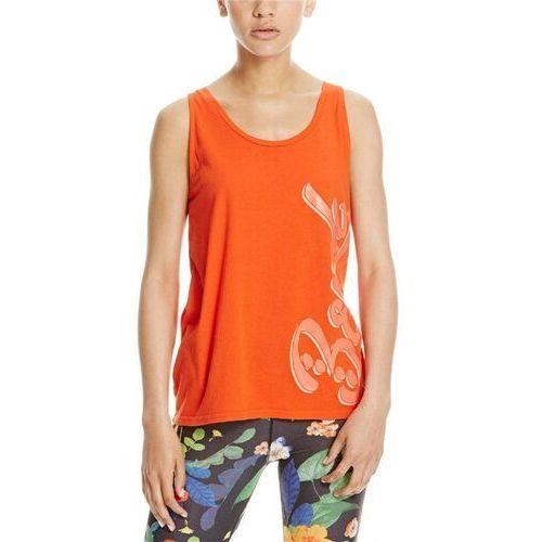 Koszulka - light top orange (or058), Bench