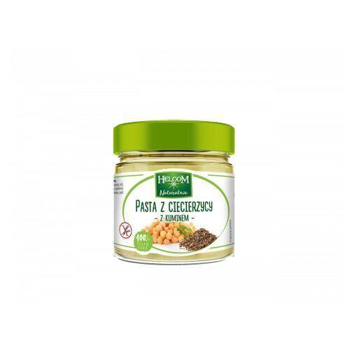 Pasta z ciecierzycy z kuminem, bezglutenowa 190 g 1 szt., PCK - Ekstra oferta