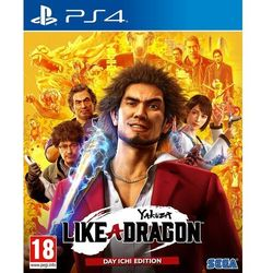 Yakuza Like a Dragon (PS4)