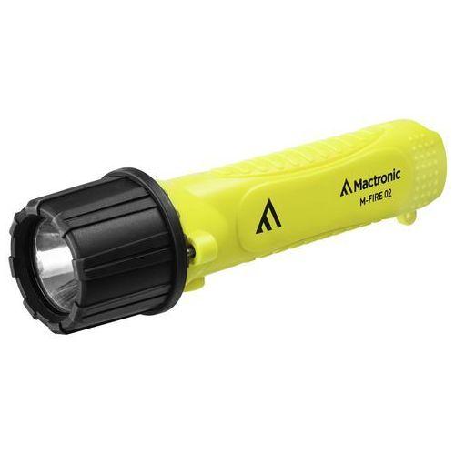 latarka diodowa Ex Atex do stref zagroĹźonych wybuchem MacTronic M-Fire 02, PHH0211