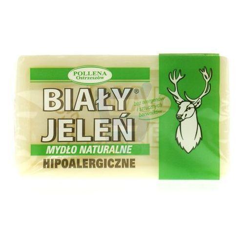150g mydło naturalne hipoalergiczne Biały jeleń - Genialna cena