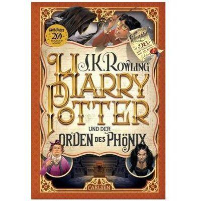 Harry Potter und der Orden des Phönix Rowling, Joanne K. (9783551557452)