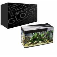 zestaw akwariowy glossy 100 czarny 215l marki Aquael