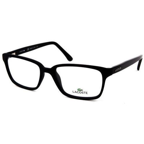 Okulary korekcyjne l2783 001 Lacoste