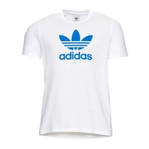 adidas Originals T Shirt With All Over Print In Blue CE1558