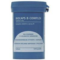Bicaps Witamina B complex 293mg 60 porcji 120 kapsułek ForMeds (5902768866636)