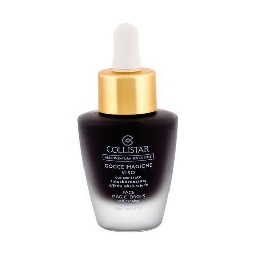 Collistar self tanners skoncentrowany samoopalacz do twarzy (face magic drops, self-tanning concentrate) 30 ml - Promocyjna cena