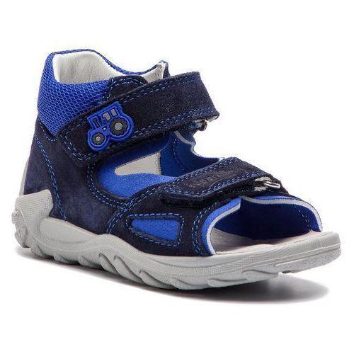 6336362ef24641 ▷ Sandały - 4-09011-80 S Blau/Blau (Superfit) - opinie / ceny ...
