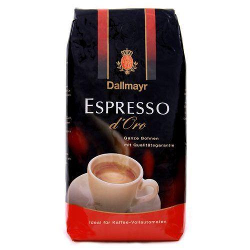 espresso d'oro 1kg kawa ziarnista marki Dallmayr