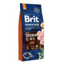 dog premium by nature sport - 15kg + gratis 1x brit salÁm turkey pea marki Brit