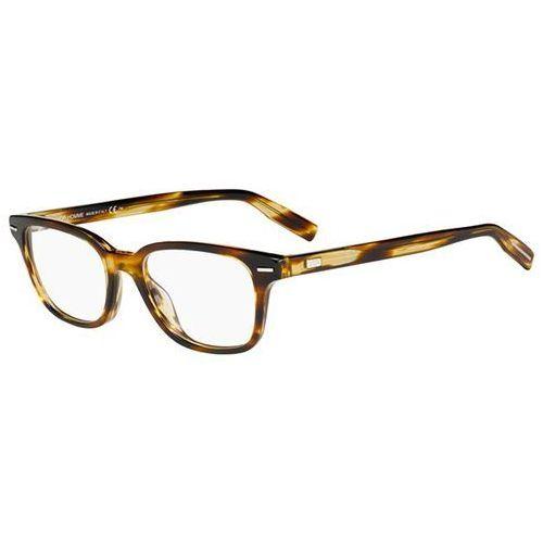 Dior Okulary korekcyjne black tie 224 bn8