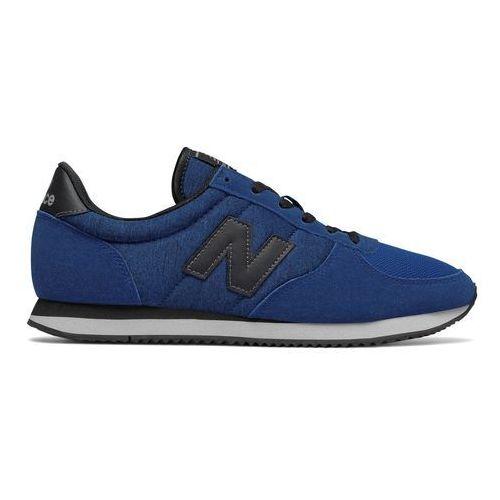 Buty New Balance U220TA, kolor niebieski